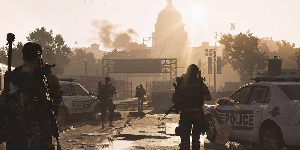 Patch notes of The Division 2
